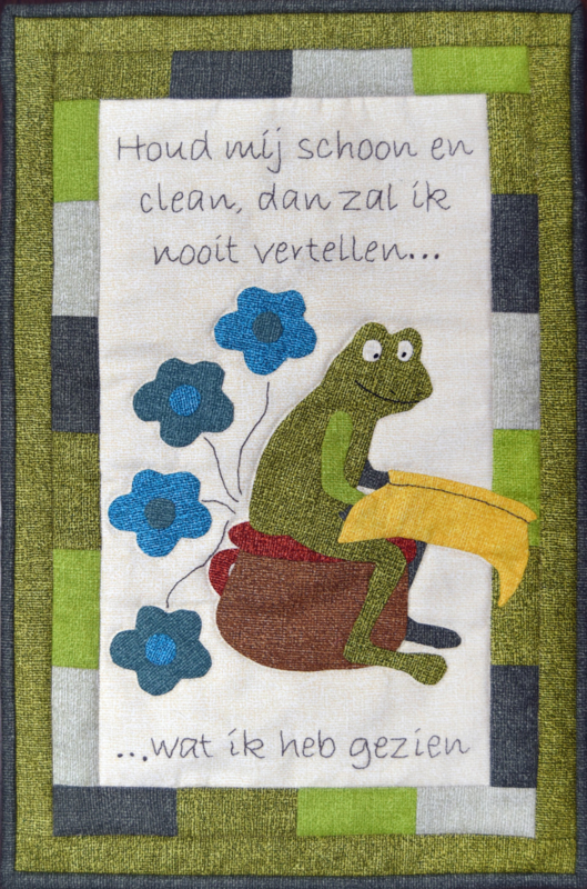 Keep me Swift & Clean (groen), compleet