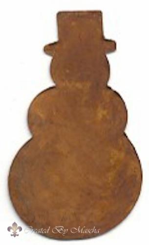 Sneeuwman, 40 mm