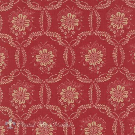 Ville Fleurie, rood met ordamenten