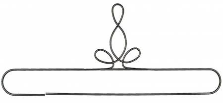 Quilthanger Hairloom 61 cm, 24 inch