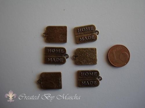 Bedel, Home Made, antiek goud