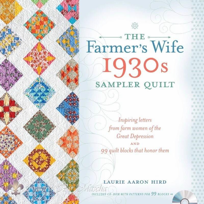 The Farmer's Wife 1930's Sampler Quilt
