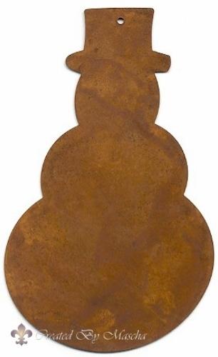 Sneeuwman, 11.5 cm