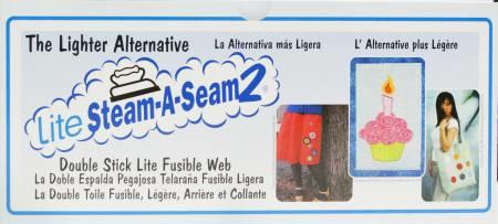Lite Steam-A-Seam 2, per 0.5 meter