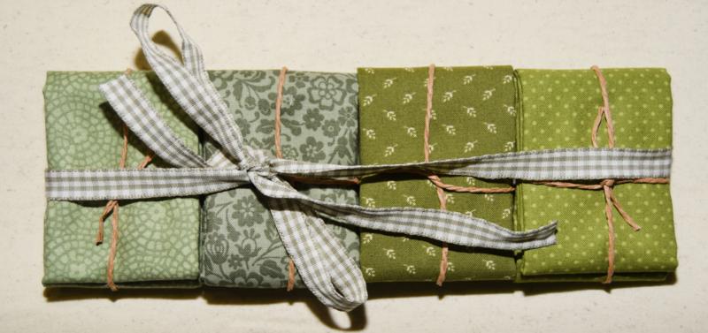 Fat Eighth Kwartet, Groen 1