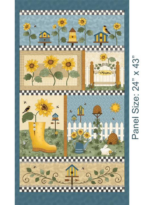 Sinshine Garden, Panel