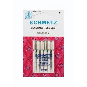 Schmetz Machine Quiltnaalden