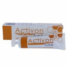 Activon honingzalf tube 25 gr