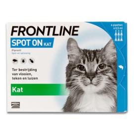 Frontline kat spot-on  six pack  (6 x 0.5 ml)