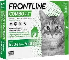 Frontline kat Combo  spot-on  (6 pip. x 0.50 ml)