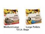 ZuPreem Fruit blend   M/L   1,6 kg