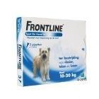 Frontline M spot-on  4 pip.