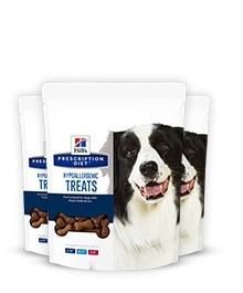 Hills Canine Treats  Hypoallergeen  (220 g)    Voorlopig niet  leverbaar!