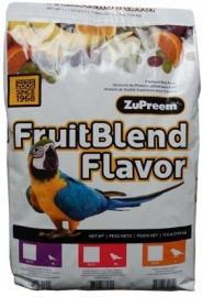 ZuPreem FruitBlend  Flavour       8 kg        M,  M/L,  L   ALLEEN AFHALEN