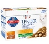 Kitten Poultry Selection Multipack (12 x 100 gr.)