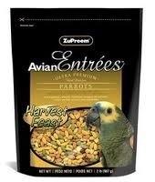 Zupreem    Entree Harvest Feast Parrots   900 gr