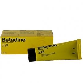 Betadine zalf  tube   50 gr