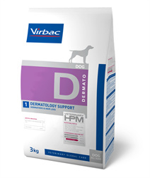 Virbac  Dog  HPM      Dermato