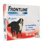 Frontline XL hond spot-on (10 pip.)