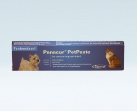 Panacur Pet Pasta   1 injector
