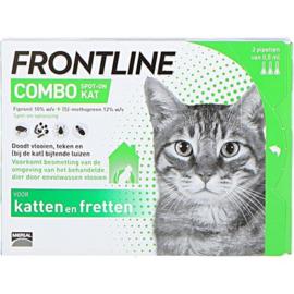 Frontline kat Combo spot-on (3 pip. x 0.50 ml)