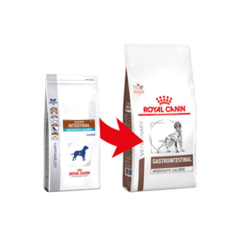 R.C. Hond   Gastro  Intestinal  Moderate Calorie