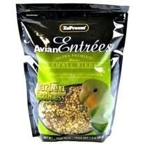 Zupreem    Entree Garden Goodness Small Birds   900 gr