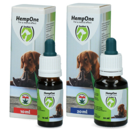 HempOne  Olie (CBD Olie)   10 ml - 20 ml        Vet Animal Care