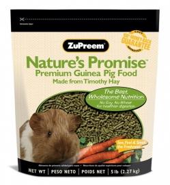 Zupreem cavia         Nature`s Promise Premium  2,27 kg