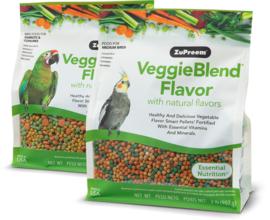 ZuPreem Veggie Blend     1.5 kg     M/L