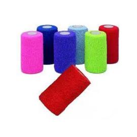 AA flex  Zelfklevende zwachtel    5 -10 cm br       per 12 st