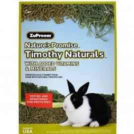 Zupreem konijn    Nature`s Promise Timothy Naturals      2,26 kg