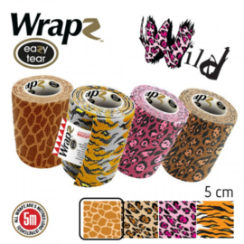 Wrapz Wild mix pack          12 stuks                  zelfklevende bandage