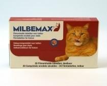 Milbemax grote kat   2 x 10 tabletten