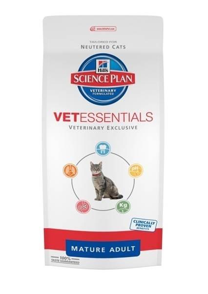 Hill`s VetEssentials Mature Adult (6,5 kg)