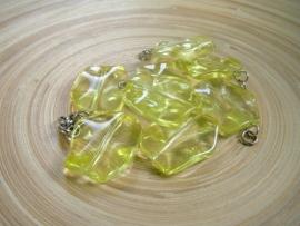 Wafelkraal van glas