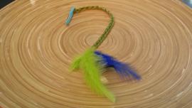 Groen haarbandje in Ibiza-Style
