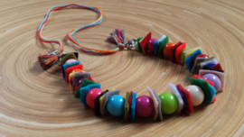 Kinderworkshop viltketting rijgen 10 euro p.p.