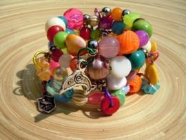 Vrolijke Wire bracelet