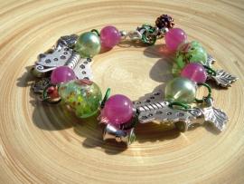 Vlinder-armband
