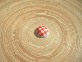 Jongens Cabochon oranje