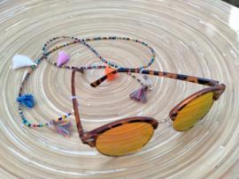Hippie style brillenkoord