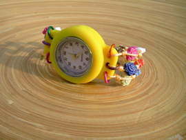 Kinderworkshop horloge