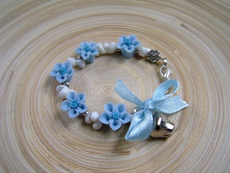Armbandje-fimo-bloem