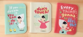 "Card Holder ""Cute Cartoon"""
