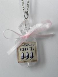 "Magic Bottle Ketting ""Acorn Tea"""