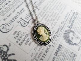 "Camee Ketting ""Those Were The Days"" Groen"