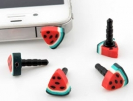 "Anti-Dust Plug ""Watermelon"""