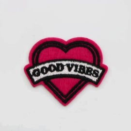 "Hart Patch ""Good Vibes"""