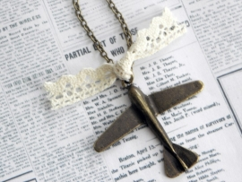 "Ketting ""It`s Plane to See"""